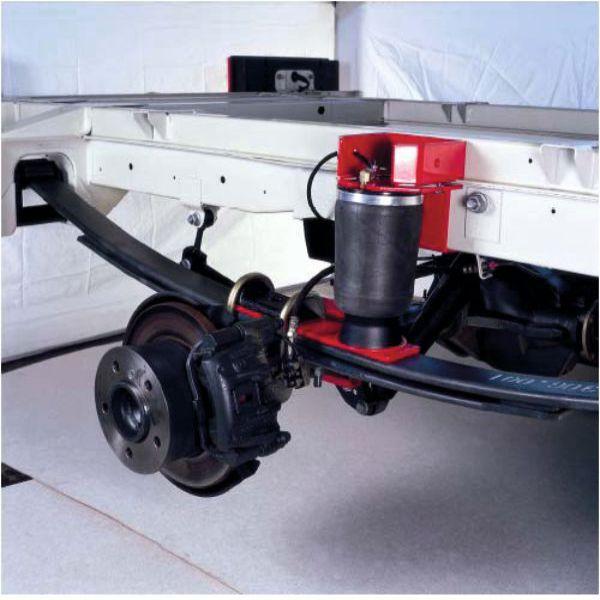 renforts de suspension arri re pour mercedes sprinter t1n mod le 316. Black Bedroom Furniture Sets. Home Design Ideas