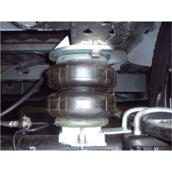 Renforts de suspension arrière pour Nissan Interstar