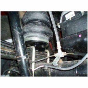 Renforts de suspension arrière pour Toyota Hilux AN10/AN20