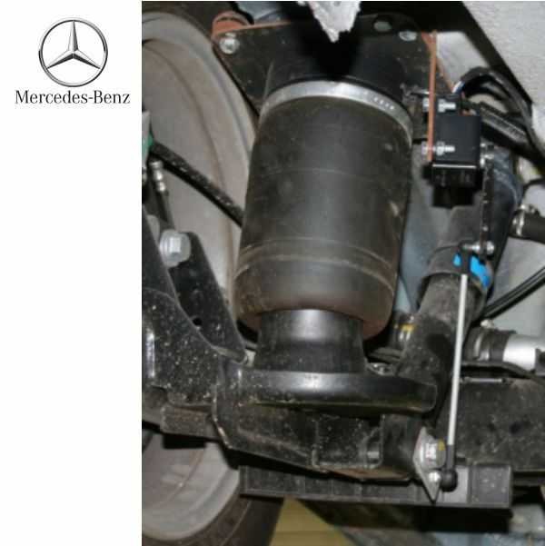 Suspension Full Air Mercedes Vito W639 2004 224 2014
