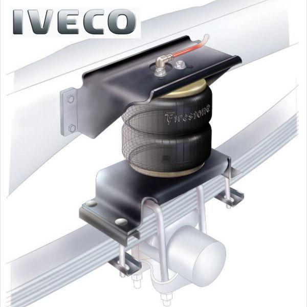 renforts de suspension arri re pour iveco daily ii. Black Bedroom Furniture Sets. Home Design Ideas