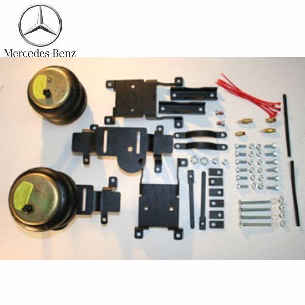 Renforts de suspension arri re pour mercedes sprinter t1n for Garage mercedes loison sous lens